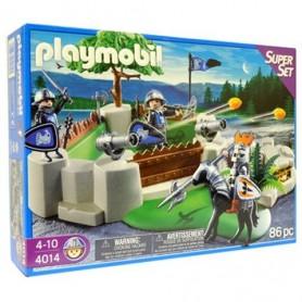 PLAYMOBIL SUPER SET - Cavaleiros