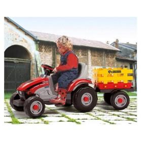 Tractor a Pedais Mini Tony Tigre - Peg-Pérego