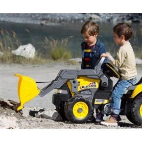 Maxi Excavator Bulldozer a pedais - Peg-Pérego
