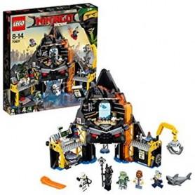 Lego Ninjago - O Covil de Garmadon no Vulcão 8-14