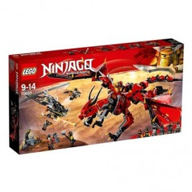 Lego Ninjago : FirstBourne 9-14