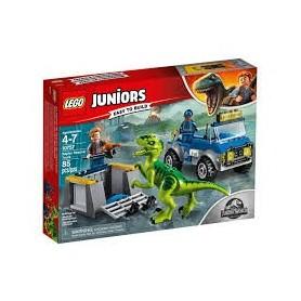 Lego Junior - Jurassic World Camião de Resgate de Velociraptor 4-7