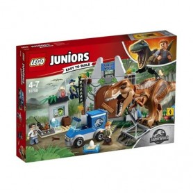 Lego Junior - Jurassic World Fuga de T-Rex 4-7