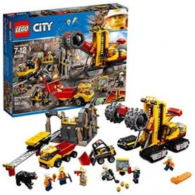 Lego City: Área de Mineiros 7-12