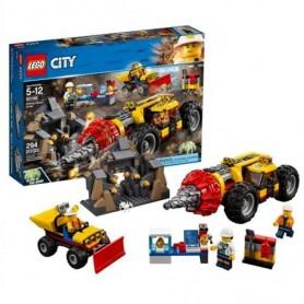 Lego City: Perfuradora Pesada de Mineração 5-12