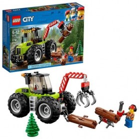 Lego City: Tractor Florestal 5-12