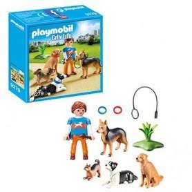 Playmobil City Life - Treinador de Cães 4+