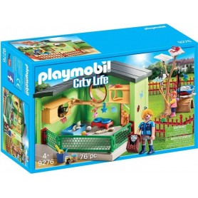 Playmobil City Life - Refugio para Gatos 4+