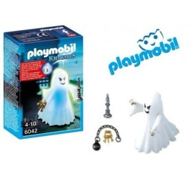 Playmobil Knights - Fantasma do Castelo com luzes Led 4-10