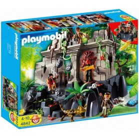 PLAYMOBIL  - Templo do Tesouro