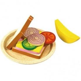 Set em Madeira Sandwich - Plan Toys