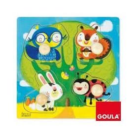Puzzle Madeira Veiculos 1-2 - Goula