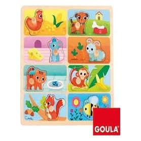 Puzzle Madeira Quinta 2+ - Goula