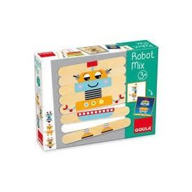 Jogo Robot Mix - Goula