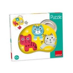 Puzzle Baby O Mar - Goula