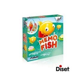 Jogo Memo Fish - Diset