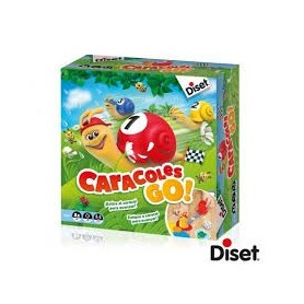 Jogo Caracois Go - Diset