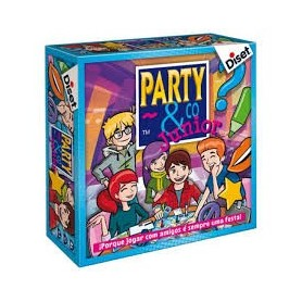 Jogo Party & Co Disney - Diset