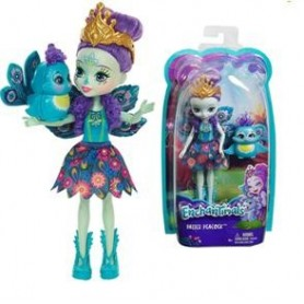 Figura Patter Peacock & Flap -  Enchantimals