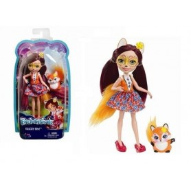 Figura Felicity Foz & Flick -  Enchantimals
