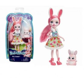 Figura Bree Bunny & Twist -  Enchantimals
