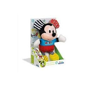 Peluche Baby Mickey Texturas - Clementoni