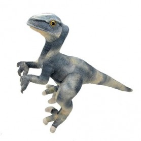 Peluche Dinossauro Velociraptor - Wild Planet