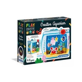 PlaySet Creative Aquário Fundo do Mar - Clementoni