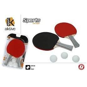 Conjunto Ping Pong com bolas