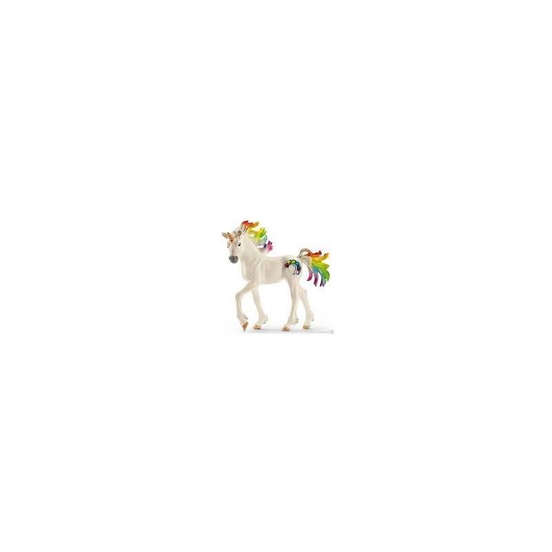 Unicornio Arco Iris - Schleich