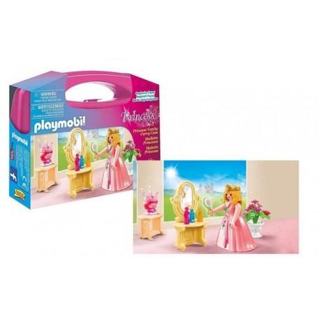 Playmobil Princess - Maleta Princesa com Tocador 4+