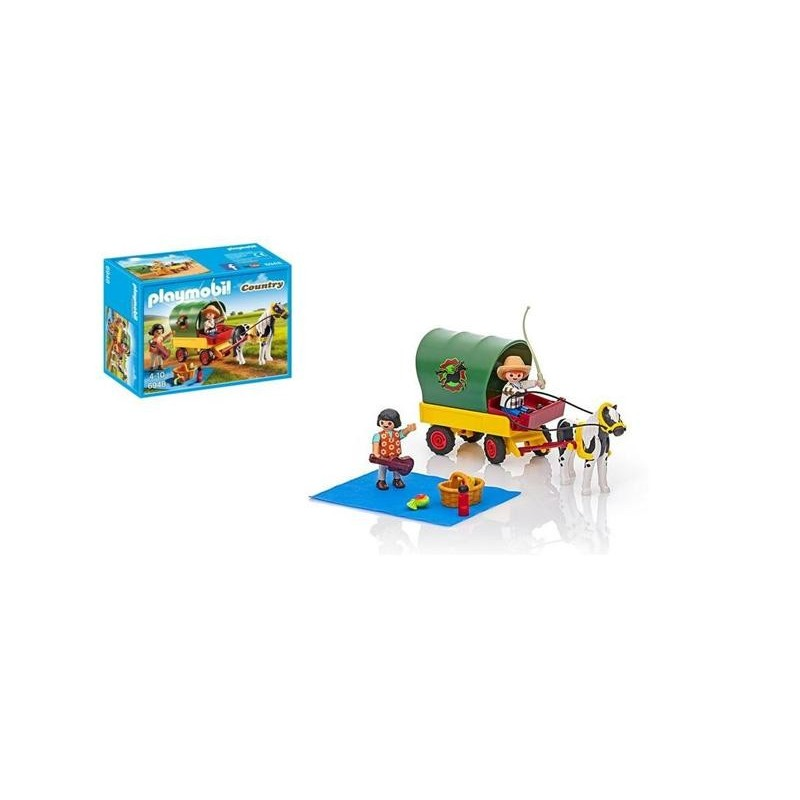 Playmobil Country: Piquenique 4-10