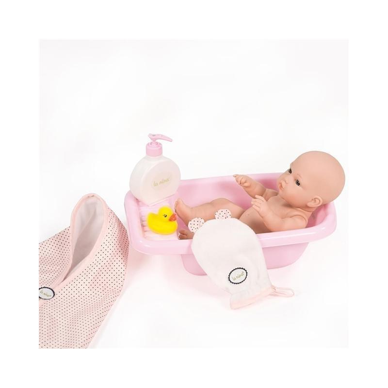 Conjunto de Higiene com Acessórios Charlotte - La Nina