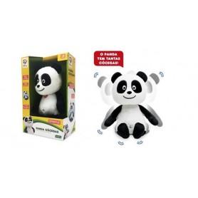 Peluche Panda Cócegas - Concentra
