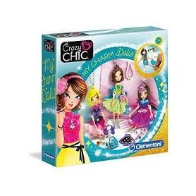 Crazy Chic: Bonecas com Charme - Clementoni