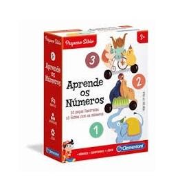 Pequeno Sábio: Aprende os Números - Clementoni