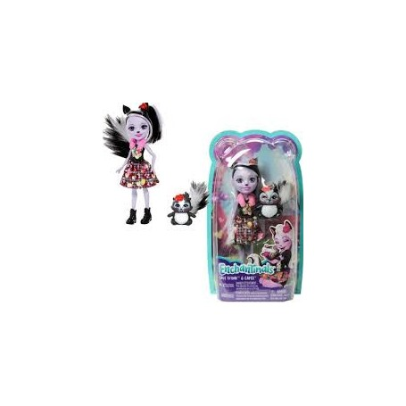 Figura Sage Skunk & Carper -  Enchantimals