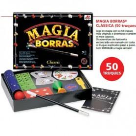 Jogo de Magia 50 truques - Educa