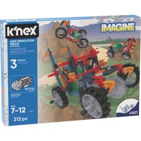 Camião de Demolição 4x4 - K'nex