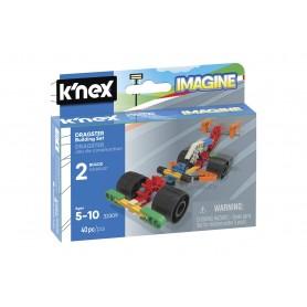 Conjunto de Construção Dragster - K'nex