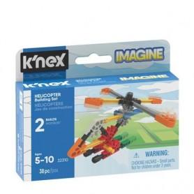Conjunto de Construção Helicoptero - K'nex