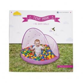 Tenda de Brincar com 50 Bolas - Paradiso Toys