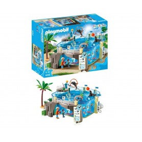 Playmobil Family Fun: Aquário 4-10