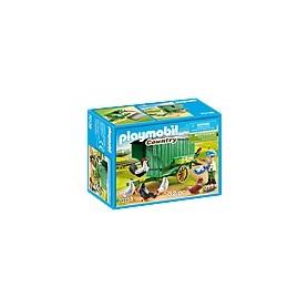 Playmobil Country: Galinheiro 4+