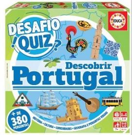 Jogo Quiz: Descobrir Portugal - Educa