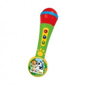 Microfone Pequeno do Panda - Concentra