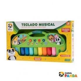 Teclado Musical do Panda - Concentra