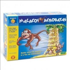 Jogo Macacos Acrobatas - Concentra