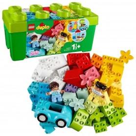 Lego Duplo: Caixa com 65 peças 1 1/2+