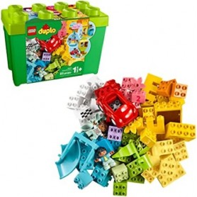 Lego Duplo: Caixa Deluxe com 85 peças 1 1/2+